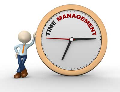HOW TO MANAGE TIME IN AN EDUCATIONAL RESEARCH /PROJECT WORK image